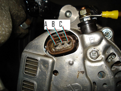 Denso Alternator Wiring Diagram - Best Wiring Diagram on
