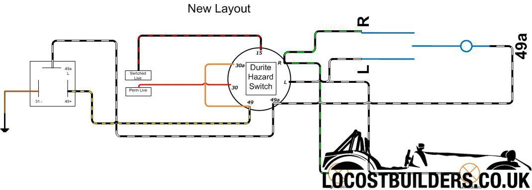 Durite Relay Wiring Diagram